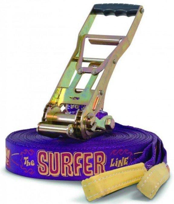 Слэклайн Gibbon Surfer Line X13 30m